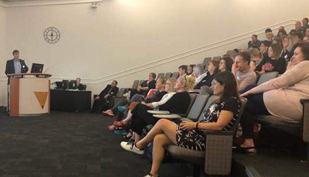 MTS Symposium 2019 at Bryant Education Centre