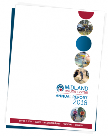 Cover of MTS Annual Report 2018